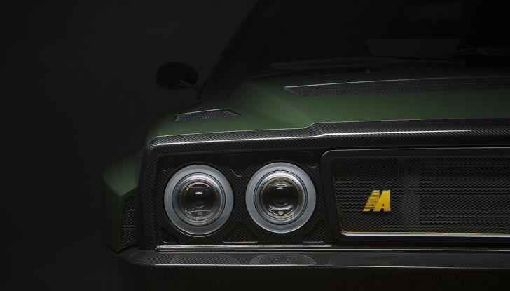 Lancia Delta Integrale Speciale 2018, rinasce un mito con Amos Automobili - Foto 2 di 17
