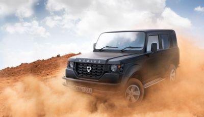 Un vero fuoristrada nel 2018? Il Made in Kenya dalla Mobius Motors
