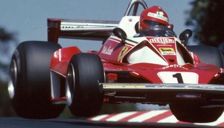 Niki Lauda: Storia, successi e il ricordo di un Campione - Foto 10 di 30