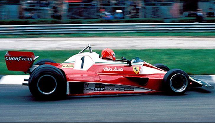 Niki Lauda: Storia, successi e il ricordo di un Campione - Foto 11 di 30