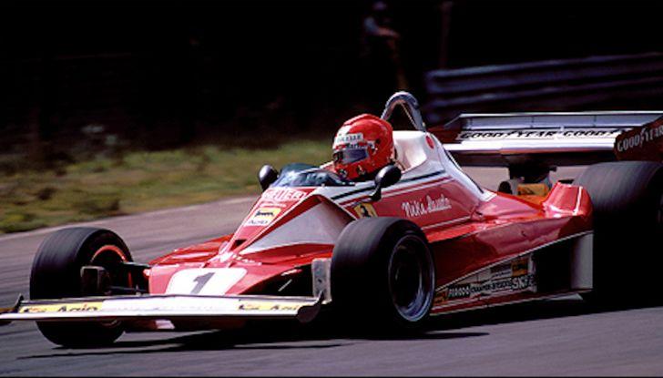 Niki Lauda: Storia, successi e il ricordo di un Campione - Foto 12 di 30