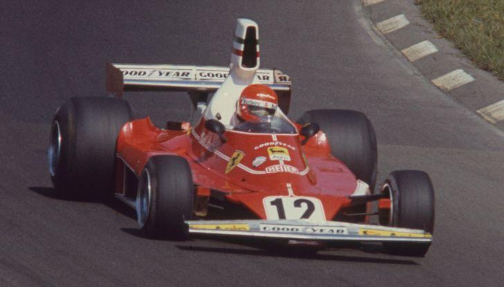 Niki Lauda: Storia, successi e il ricordo di un Campione - Foto 13 di 30