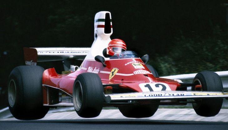 Niki Lauda: Storia, successi e il ricordo di un Campione - Foto 14 di 30