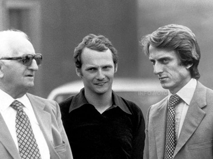 Niki Lauda in gravissime condizioni: trapianto polmonare per l'asso della F1 - Foto 15 di 30