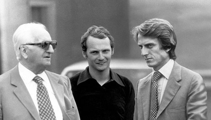 Niki Lauda: Storia, successi e il ricordo di un Campione - Foto 15 di 30