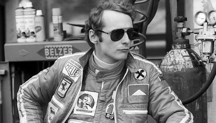 Niki Lauda è morto a 70 anni: lutto nel mondo della Formula 1 - Foto 17 di 30