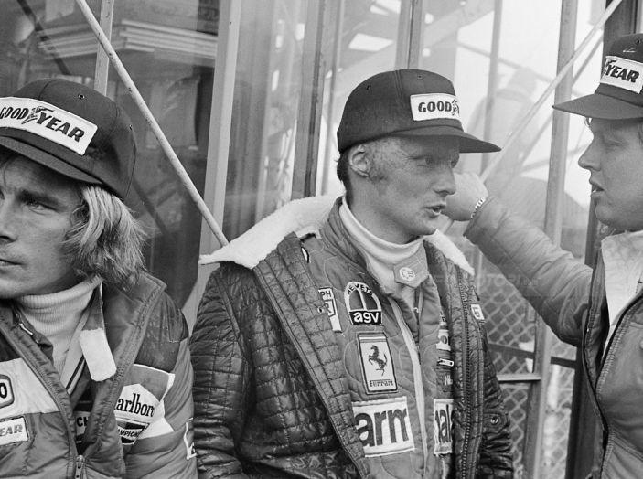 Niki Lauda in gravissime condizioni: trapianto polmonare per l'asso della F1 - Foto 19 di 30