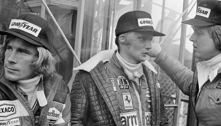 Niki Lauda: Storia, successi e il ricordo di un Campione - Foto 19 di 30