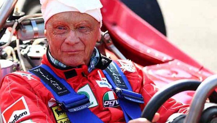 Niki Lauda è morto a 70 anni: lutto nel mondo della Formula 1 - Foto 21 di 30