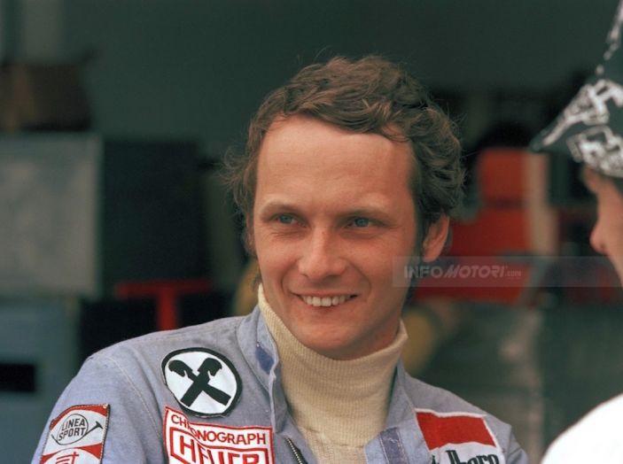 Niki Lauda in gravissime condizioni: trapianto polmonare per l'asso della F1 - Foto 22 di 30