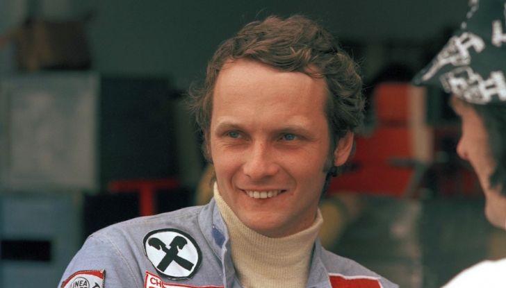 Niki Lauda: Storia, successi e il ricordo di un Campione - Foto 22 di 30