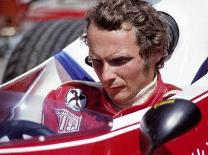 Niki Lauda in gravissime condizioni: trapianto polmonare per l'asso della F1 - Foto 26 di 30