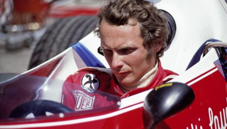 Niki Lauda è morto a 70 anni: lutto nel mondo della Formula 1 - Foto 26 di 30