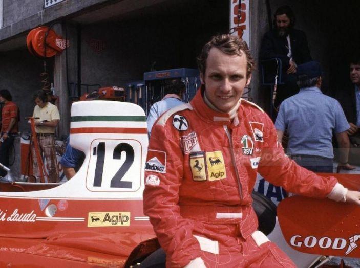 Niki Lauda in gravissime condizioni: trapianto polmonare per l'asso della F1 - Foto 27 di 30