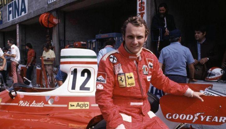 Niki Lauda è morto a 70 anni: lutto nel mondo della Formula 1 - Foto 27 di 30