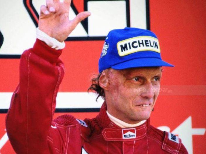 Niki Lauda in gravissime condizioni: trapianto polmonare per l'asso della F1 - Foto 4 di 30