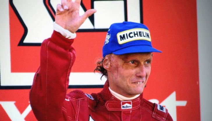 Niki Lauda è morto a 70 anni: lutto nel mondo della Formula 1 - Foto 4 di 30