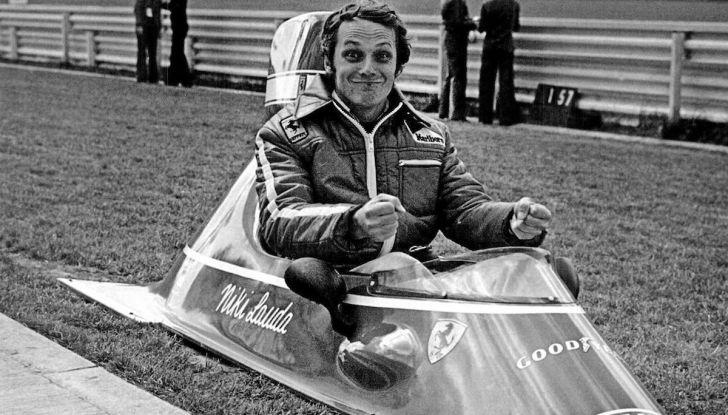 Niki Lauda è morto a 70 anni: lutto nel mondo della Formula 1 - Foto 6 di 30