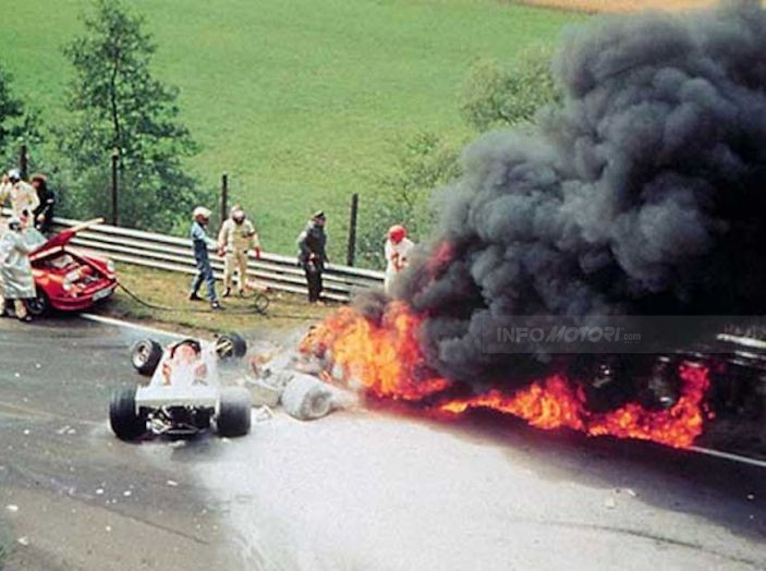 Niki Lauda in gravissime condizioni: trapianto polmonare per l'asso della F1 - Foto 7 di 30