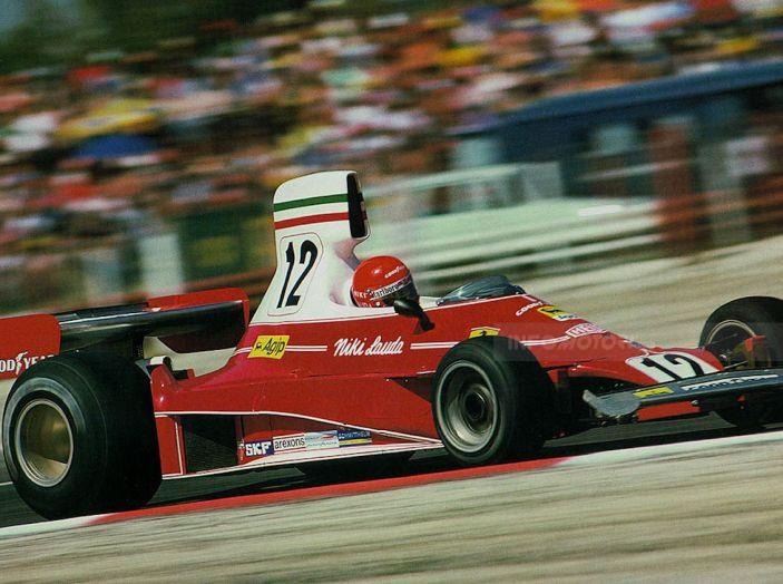 Niki Lauda in gravissime condizioni: trapianto polmonare per l'asso della F1 - Foto 8 di 30