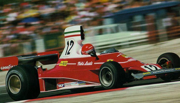 Niki Lauda è morto a 70 anni: lutto nel mondo della Formula 1 - Foto 8 di 30