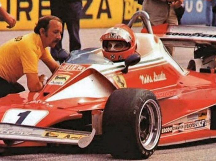 Niki Lauda in gravissime condizioni: trapianto polmonare per l'asso della F1 - Foto 9 di 30