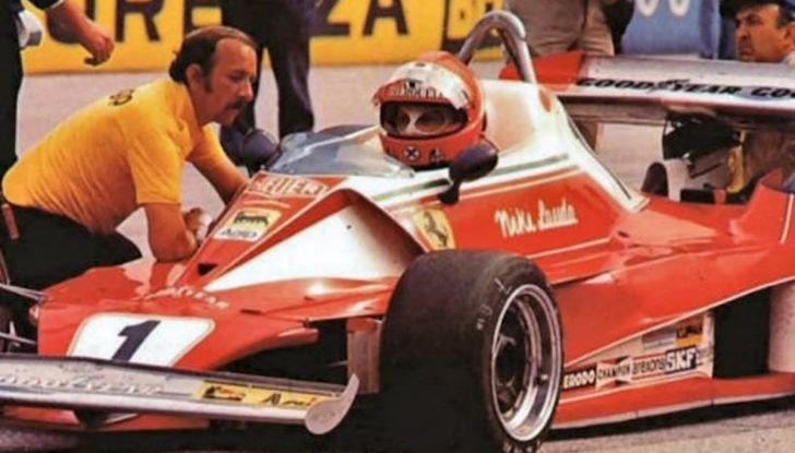 Niki Lauda è morto a 70 anni: lutto nel mondo della Formula 1 - Foto 9 di 30