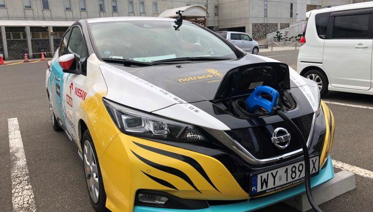 Nissan Leaf: 16.000Km in un viaggio dalla Polonia al Giappone con Marek Kaminski - Foto 4 di 6