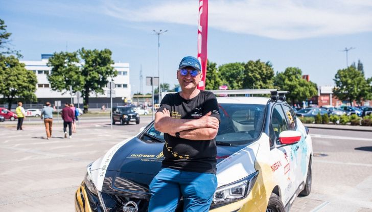 Nissan Leaf: 16.000Km in un viaggio dalla Polonia al Giappone con Marek Kaminski - Foto 6 di 6