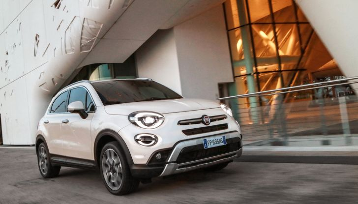 Nuova Fiat 500X 2018: nuovi motori, tecnologia e stile a 15.500€ - Foto 5 di 40