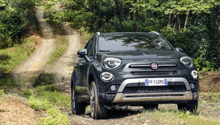 Nuova Fiat 500X 2018: nuovi motori, tecnologia e stile a 15.500€ - Foto 15 di 40