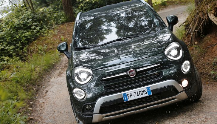 Nuova Fiat 500X 2018: nuovi motori, tecnologia e stile a 15.500€ - Foto 27 di 40