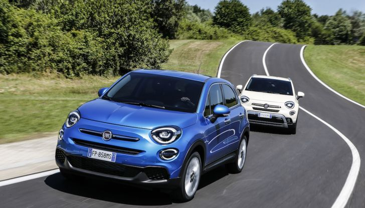 Nuova Fiat 500X 2018: nuovi motori, tecnologia e stile a 15.500€ - Foto 28 di 40