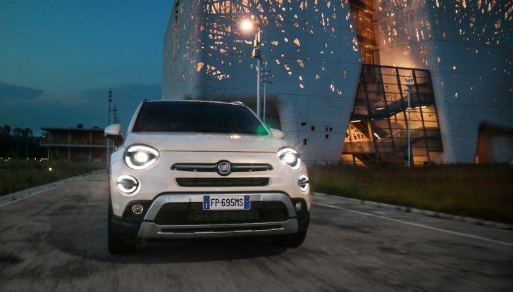 Nuova Fiat 500X 2018: nuovi motori, tecnologia e stile a 15.500€ - Foto 6 di 40