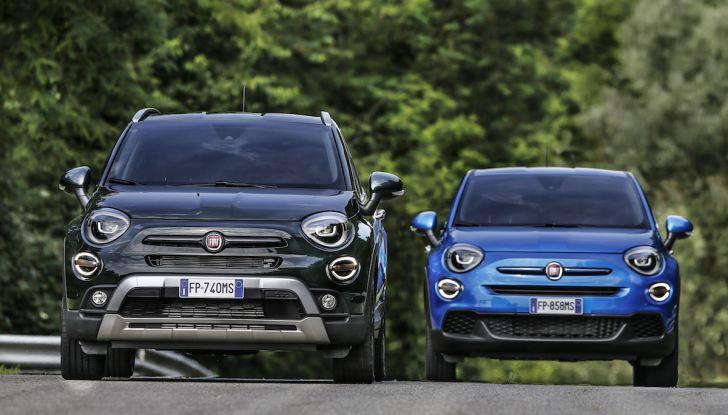 Nuova Fiat 500X 2018: nuovi motori, tecnologia e stile a 15.500€ - Foto 34 di 40