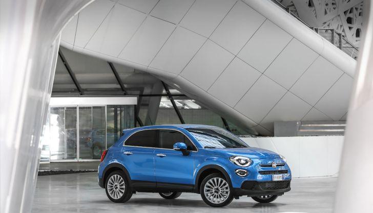 Nuova Fiat 500X 2018: nuovi motori, tecnologia e stile a 15.500€ - Foto 37 di 40