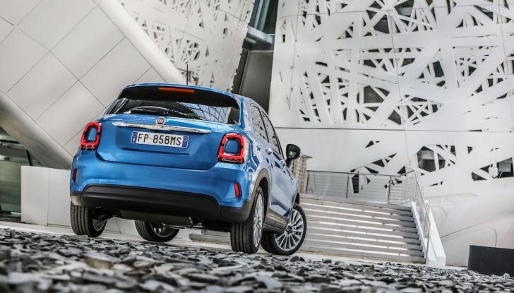 Nuova Fiat 500X 2018: nuovi motori, tecnologia e stile a 15.500€ - Foto 38 di 40