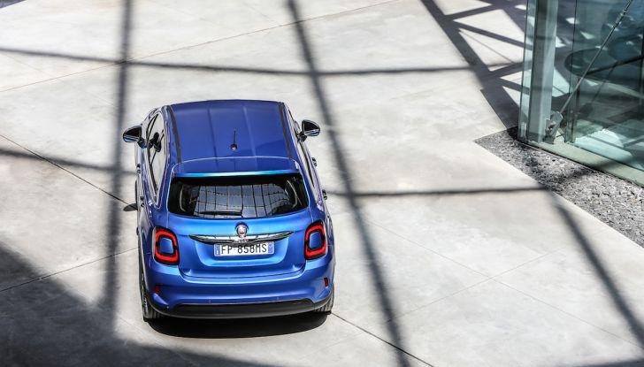 Nuova Fiat 500X 2018: nuovi motori, tecnologia e stile a 15.500€ - Foto 39 di 40