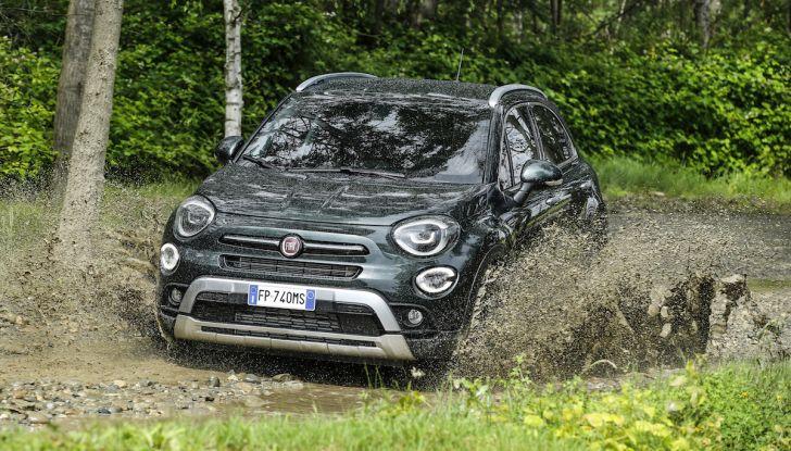 Nuova Fiat 500X 2018: nuovi motori, tecnologia e stile a 15.500€ - Foto 12 di 40