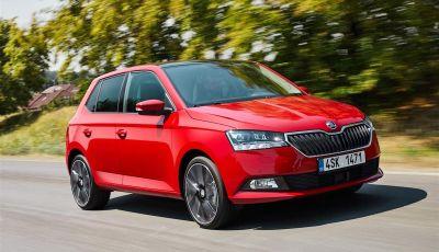 Nuova Skoda Fabia 2019: restyling completo e motori a 3 cilindri