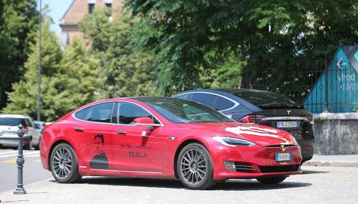 Un tributo a Nikola Tesla: viaggio con l'auto elettrica dall'Italia a Belgrado - Foto 12 di 41