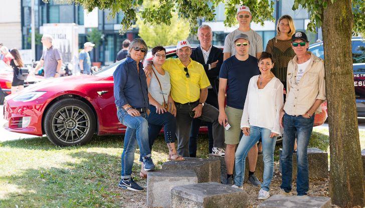 Un tributo a Nikola Tesla: viaggio con l'auto elettrica dall'Italia a Belgrado - Foto 14 di 41