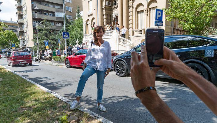 Un tributo a Nikola Tesla: viaggio con l'auto elettrica dall'Italia a Belgrado - Foto 17 di 41