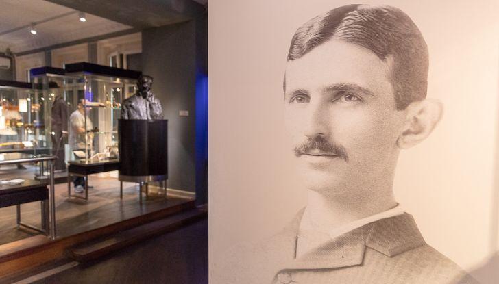 Un tributo a Nikola Tesla: viaggio con l'auto elettrica dall'Italia a Belgrado - Foto 26 di 41