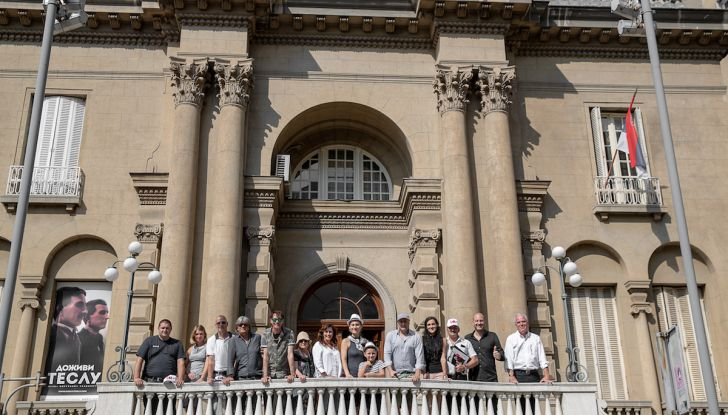 Un tributo a Nikola Tesla: viaggio con l'auto elettrica dall'Italia a Belgrado - Foto 29 di 41