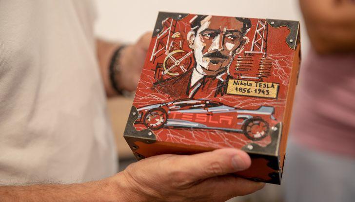 Un tributo a Nikola Tesla: viaggio con l'auto elettrica dall'Italia a Belgrado - Foto 34 di 41