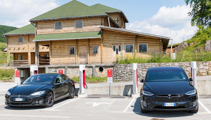 Un tributo a Nikola Tesla: viaggio con l'auto elettrica dall'Italia a Belgrado - Foto 36 di 41