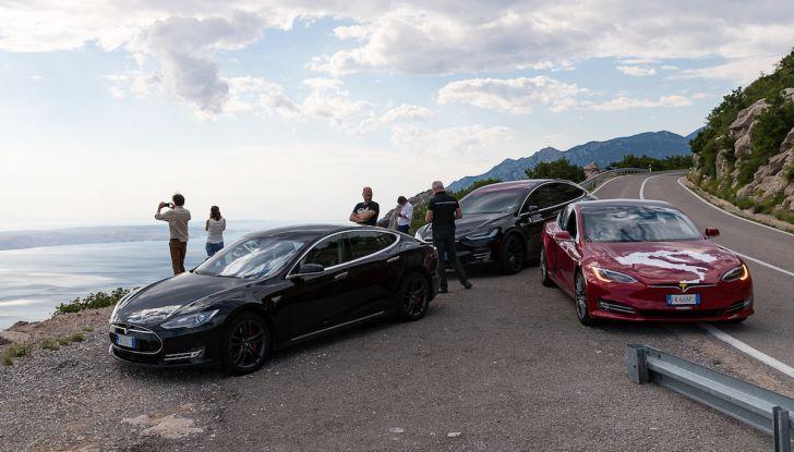 Un tributo a Nikola Tesla: viaggio con l'auto elettrica dall'Italia a Belgrado - Foto 40 di 41