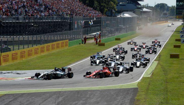 Orari Formula 1, Monza 2018: diretta Rai, TV8 e Sky Sport F1 - Foto 1 di 11