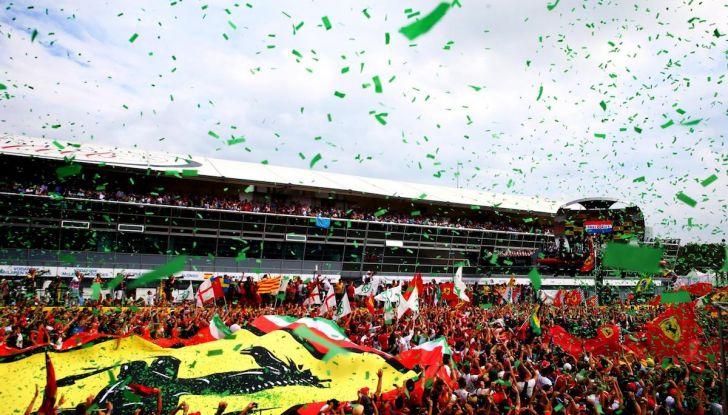 Orari Formula 1, Monza 2018: diretta Rai, TV8 e Sky Sport F1 - Foto 2 di 11